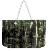 Natchez Trace Cypress Weekender Tote Bag