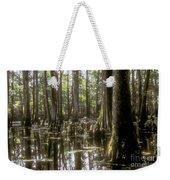 Natchez Trace Wetlands Weekender Tote Bag