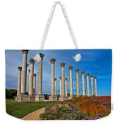 National Capitol Columns Weekender Tote Bag