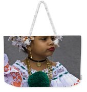 National Costume Of Panama Weekender Tote Bag