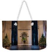 National Gallery Of Art Christmas Weekender Tote Bag