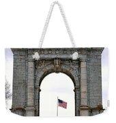 National Memorial Arch Weekender Tote Bag