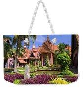National Museum In Phnom Penh Weekender Tote Bag