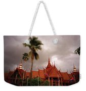 National Museum Of Cambodia Weekender Tote Bag