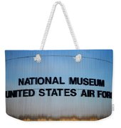 National Museum United States Air Force Weekender Tote Bag