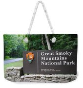 National Park Weekender Tote Bag by Frozen in Time Fine Art Photography