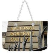 National Portrait Gallery Weekender Tote Bag