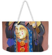 Native American Artwork Weekender Tote Bag