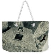 Native American Dwelling Weekender Tote Bag
