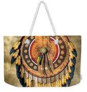 Native American Shield Weekender Tote Bag