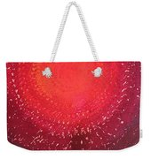 Native Sun Original Painting Weekender Tote Bag