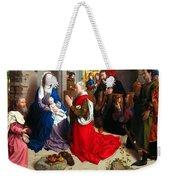 Nativity And Adoration Of The Magi Weekender Tote Bag