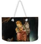 Nativity Angel  Weekender Tote Bag