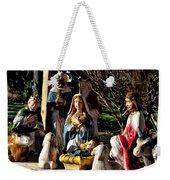 Nativity Weekender Tote Bag