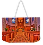 Nativity Of Our Lord Church Weekender Tote Bag