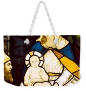 Nativity Weekender Tote Bag by Robert Anning Bell