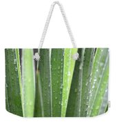 Natural Abstract Autumn Rain Weekender Tote Bag
