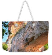 Natural Bridge Weekender Tote Bag