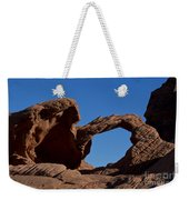 Natural Arch Valley Of Fire State Park Nevada Weekender Tote Bag