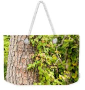 Natural Attachment Weekender Tote Bag