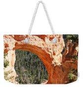 Natural Bridge  Bryce Canyon Weekender Tote Bag