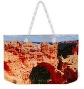 Natural Bridge In Bryce Canyon National Park Weekender Tote Bag