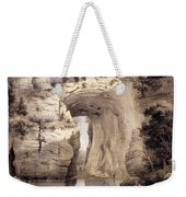 Natural Bridge, Rockbridge County Weekender Tote Bag