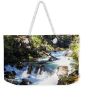 Natural Bridges Weekender Tote Bag