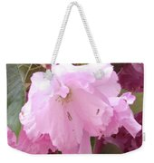 Natural Floral Beauty Weekender Tote Bag
