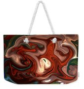 Natural Flow Weekender Tote Bag by Aidan Moran