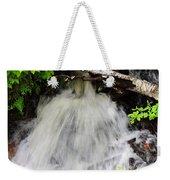 Natural Love Weekender Tote Bag
