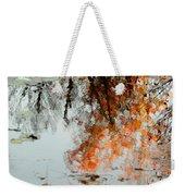 Natural Paint Daubs Weekender Tote Bag