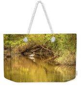 Natural Reflection Weekender Tote Bag