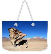 Natural Rock Sculpture Weekender Tote Bag