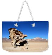 Natural Rock Sculpture Weekender Tote Bag