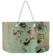 Natural Sea Colors Weekender Tote Bag