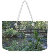 Natural Springs Weekender Tote Bag