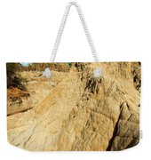 Natural Stone Pillar Weekender Tote Bag