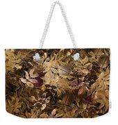 Naturaleaves - Gla02f Weekender Tote Bag