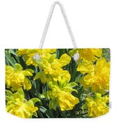 Naturalized Daffodils On The Farm Weekender Tote Bag