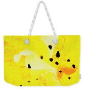 Nature Abstract 1 Weekender Tote Bag