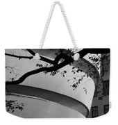 Nature And Architecture In Black And White Weekender Tote Bag