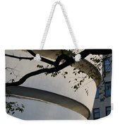 Nature And Architecture Weekender Tote Bag