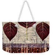 Nature Canvas - 01m4 Weekender Tote Bag
