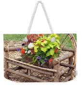 Nature Comes To Life Weekender Tote Bag