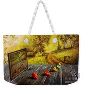 Nature Exhibition Weekender Tote Bag
