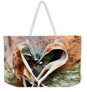Nature Has A Heart  Weekender Tote Bag