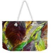 Nature Has Been Recycling For Ages  Weekender Tote Bag