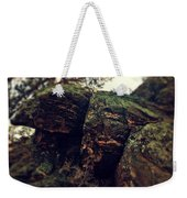 Nature Hike Weekender Tote Bag