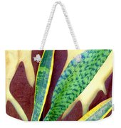 Nature Imitates Art Weekender Tote Bag